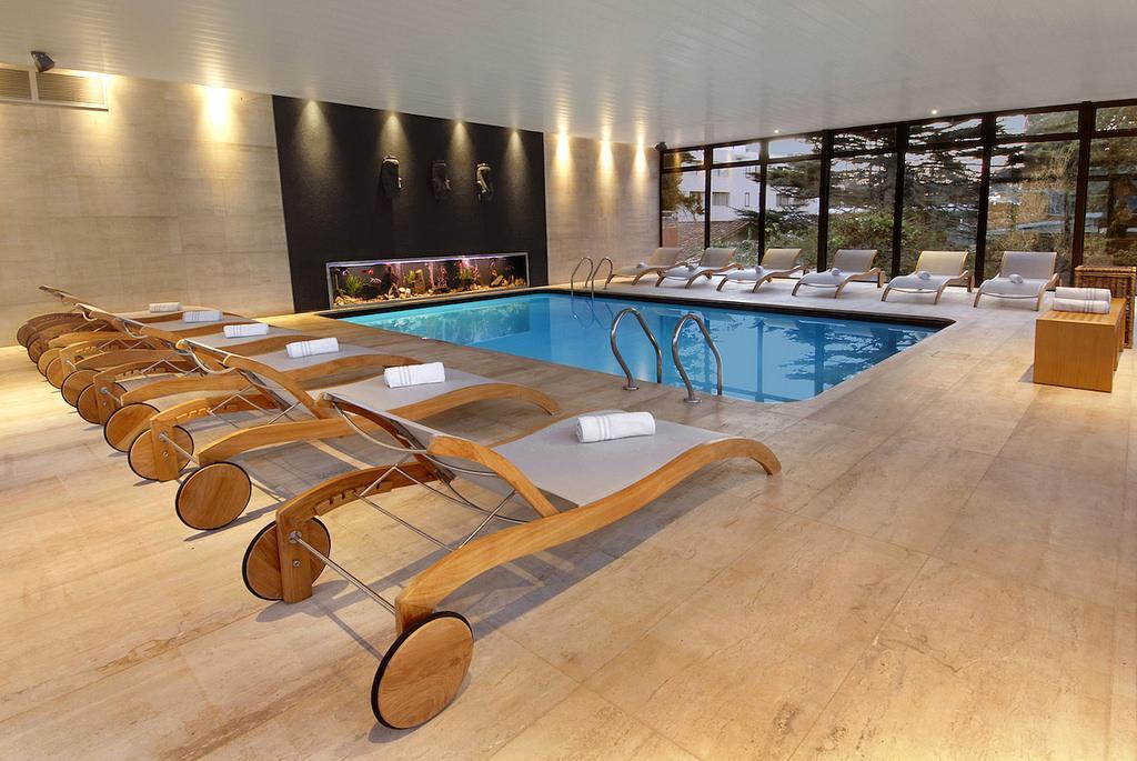 piscina externa barradas parque hotel