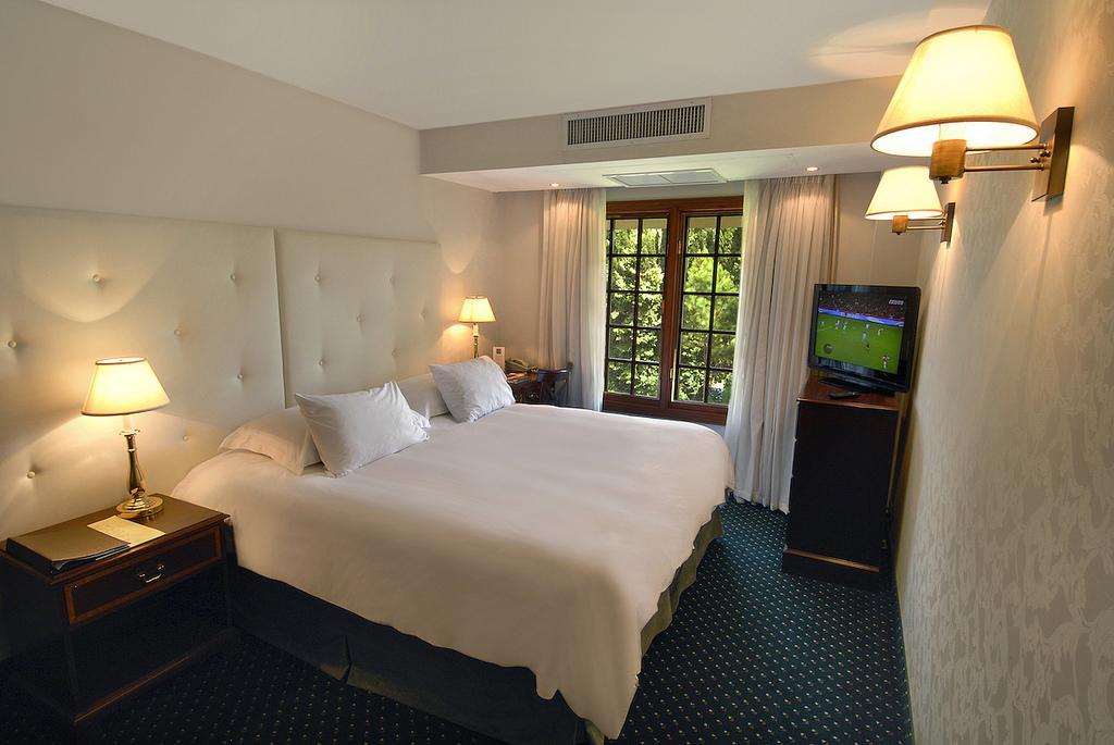 suite barradas parque hotel
