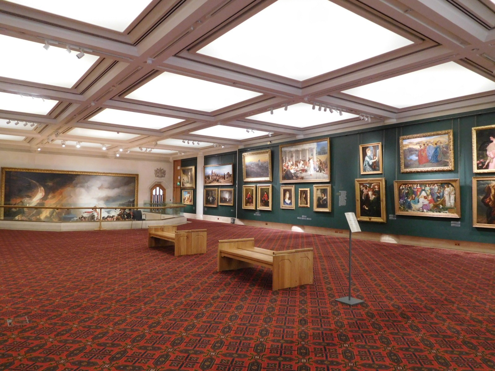 Guildhall Art Gallery – Londres