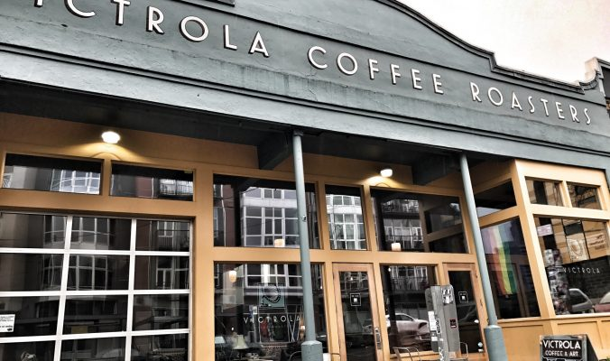 Victrola Coffee Roasters Seattle