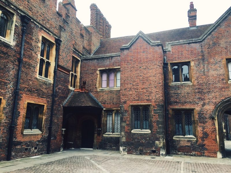 cozinha hampton court palace