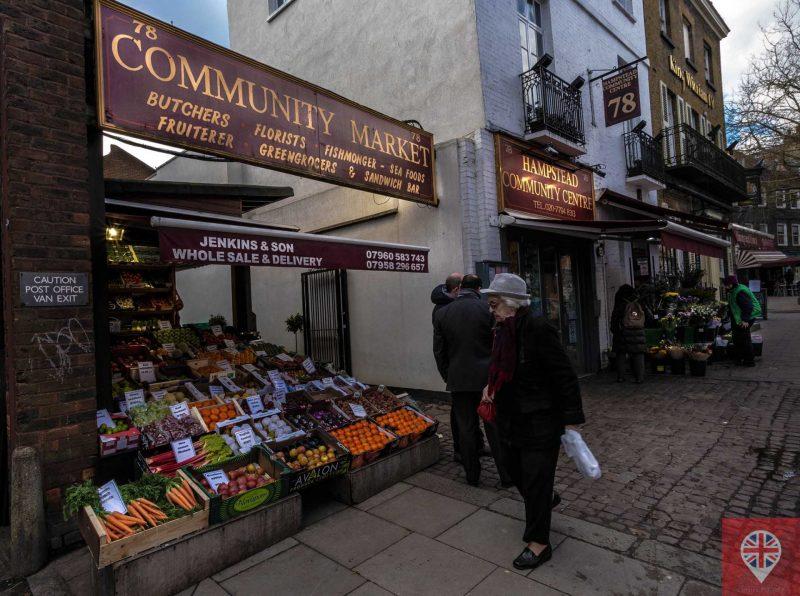hampstead comunity market