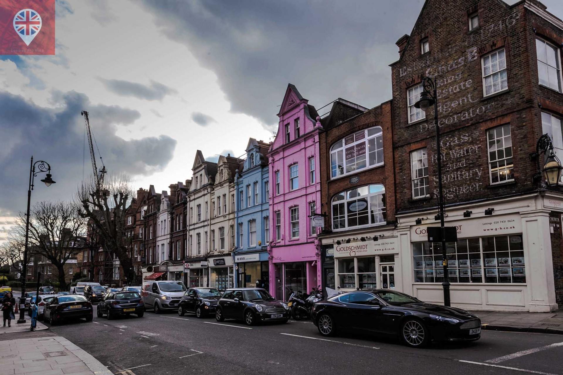hàampstead street london