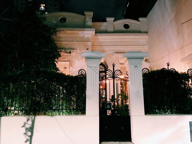Restaurante i Latina em Buenos Aires