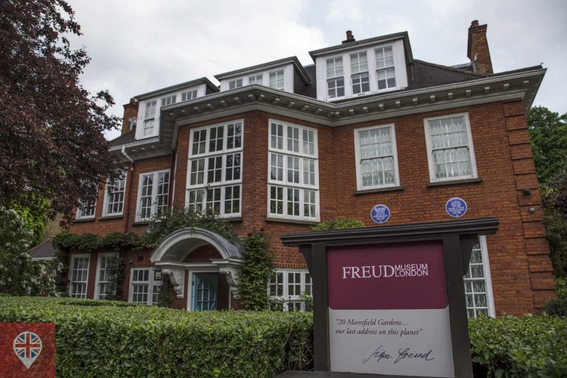 Museu do Freud Londres