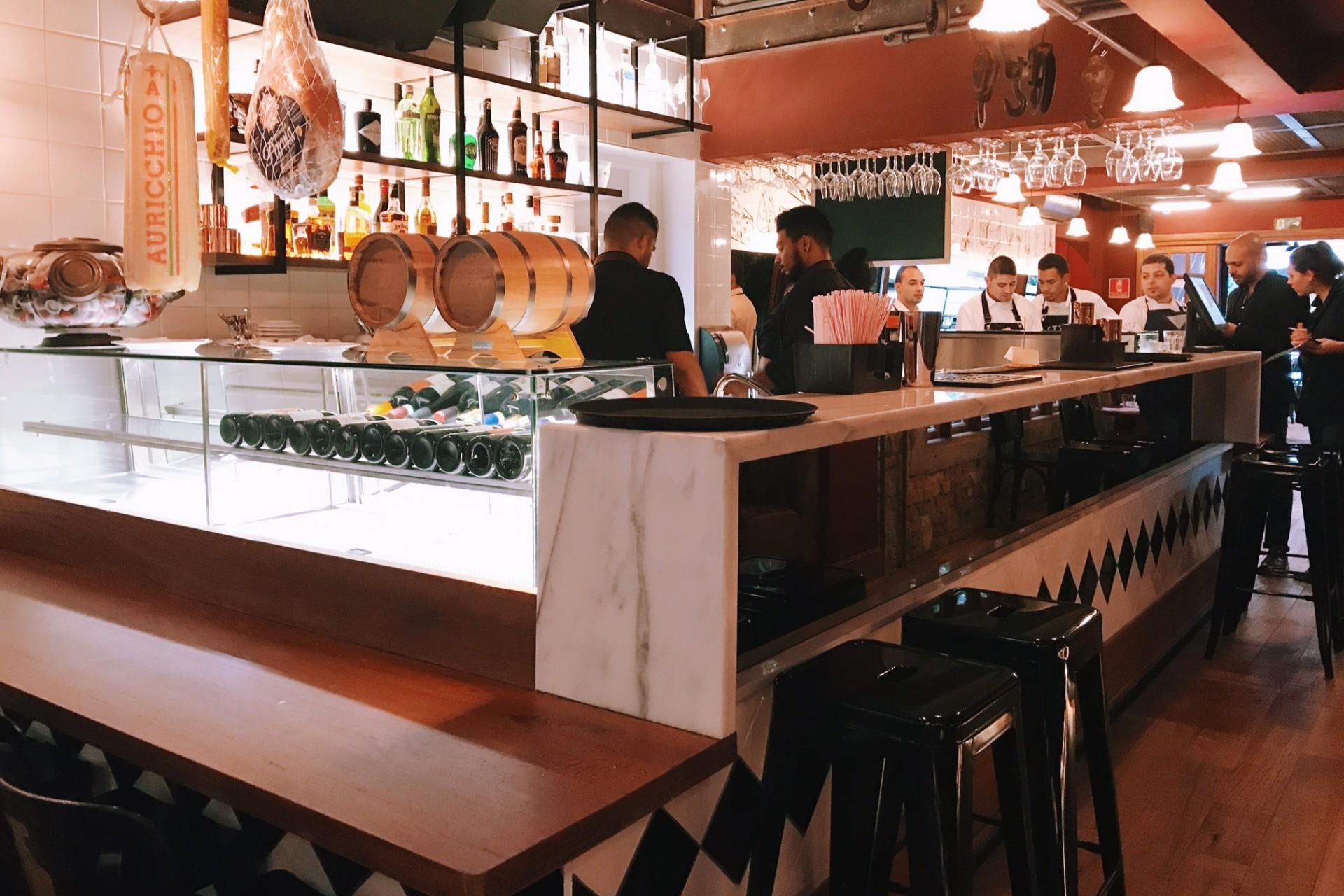 etto restaurante cucina e salumi