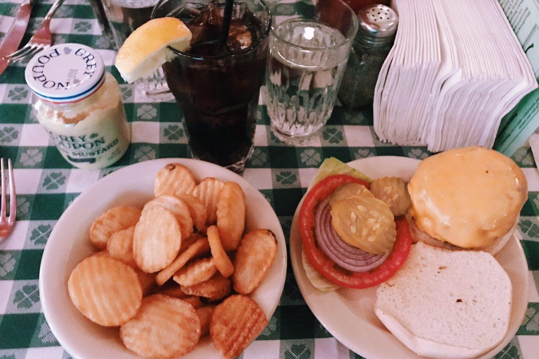 jg melon restaurantes em ny