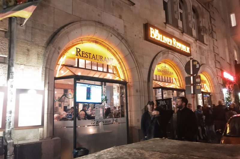 restaurantes em berlin